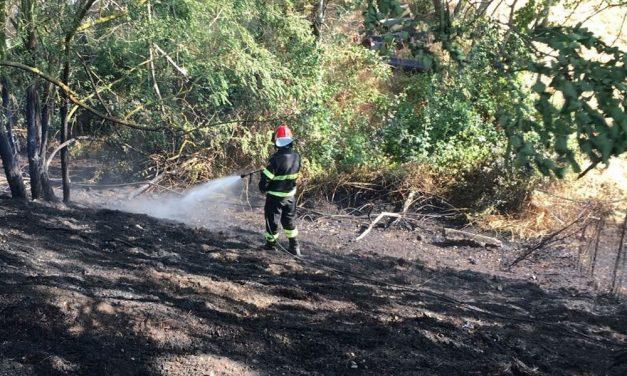Ancora incendi a Tortona (in strada Bedolla) e alla periferia di Viguzzolo, poi Volpedo, Vignole…….