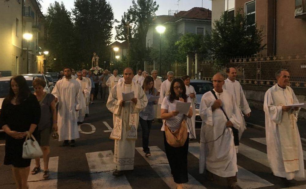 A Tortona è stata festeggiata la Madonna del Carmine