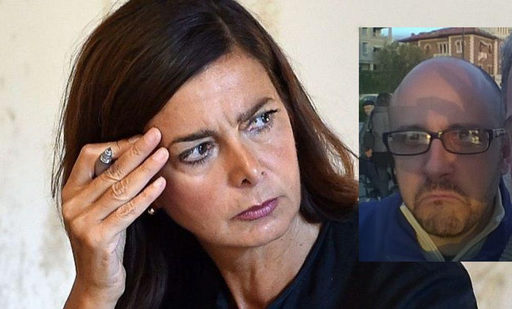 """Dura lettera di Alessandro Condò al presidente della Camera Laura Boldrini: """"Sono  indignato e schifato per quello che quotidianamente sono costretto a vedere"""""""