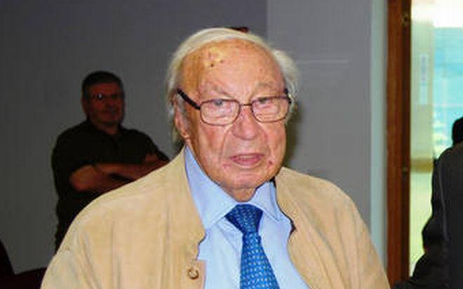 Lunedì a Imperia i funerali di Carlo Carli, patron dell'omonimo oleificio morto all'età di 99 anni