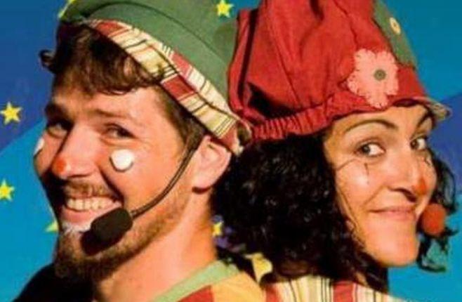 """Imperia, domani sera """"Circus Show"""" a Borgo Prino: spettacolo di giocoleria ed equilibrismo con Fortunello e Marbella"""
