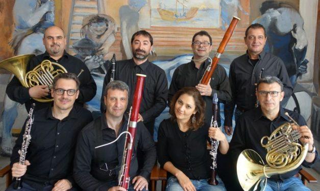 Mercoledì a Cervo il concerto dell'ottetto di Fiati del Teatro Carlo Felice di Genova