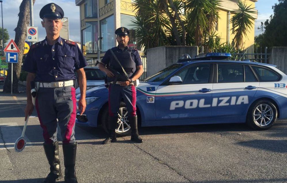 La Polizia di Alessandria controlla 5 bar e 62 persone