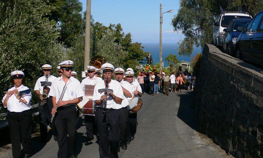 Diano Marina, domenica alla frazione Serreta c'è la Festa patronale di Sant'Anna