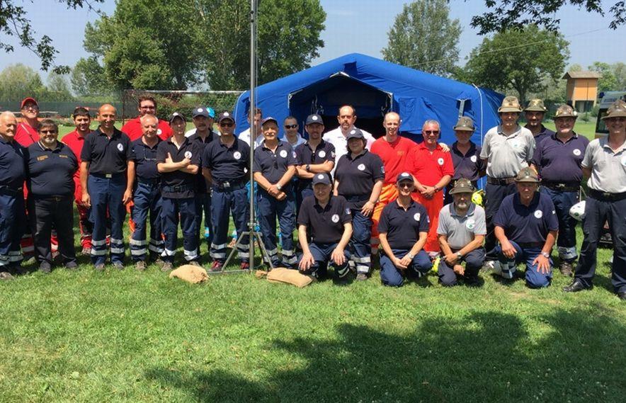 A Casale Monferrato una giornata dedicata alla Protezione Civile