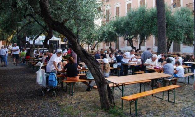 A Diano Marina da venerdì a domenica si mangia e si balla a Villa Scarsella con la sagra della Famia Dianese