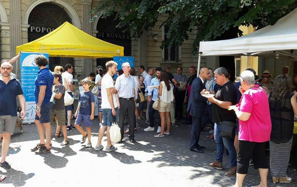 Prima Festa del Ringraziamento del frumento tenero San Pastore a Tortona