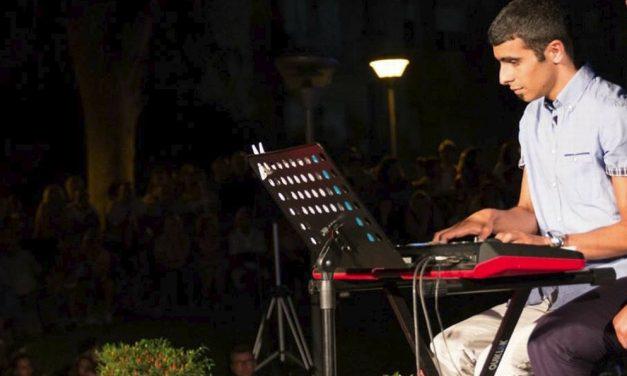 Sabato un concerto a Diano Castello con Nicholas Tagliatini e Giorgio Valerio