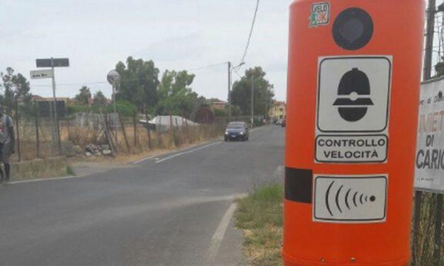 Un'auto su tre che va o torna dalla stazione di Diano non rispettava i limiti di velocità: ecco il motivo dei Velo Ok