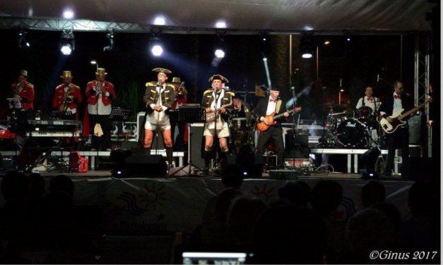 Giovedì sera alla marina di Porto Maurizio a Imperia l'atteso concerto dei Belli Fuminati nel Bosco, non mancate