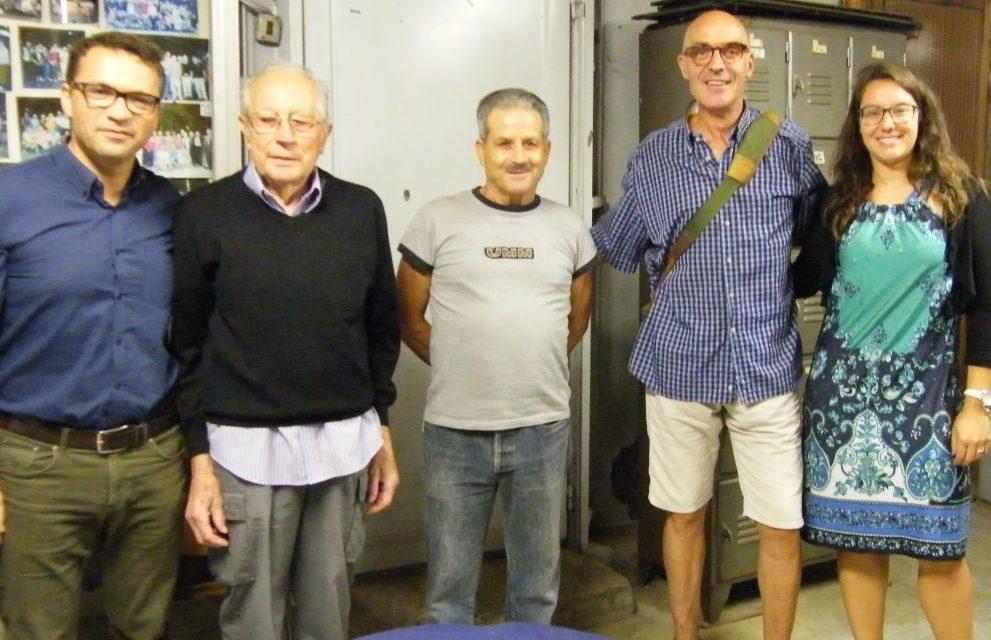 Antonino Barilaro e Giorgio Grondona vincono il Torneo di bocce a Pozzolo Formigaro/Le imaggini