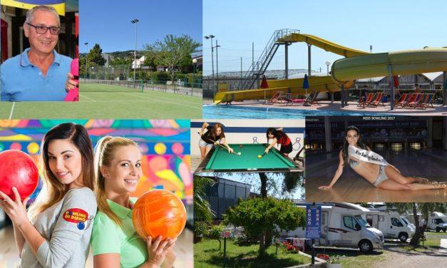 Il Bowling di Diano è una delle uniche due strutture al mondo che organizza un Concorso di bellezza oltre a tante attrazioni