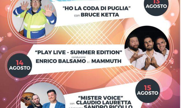 A San Bartolomeo, da Domenica tre serate di cabaret con i comici della TV
