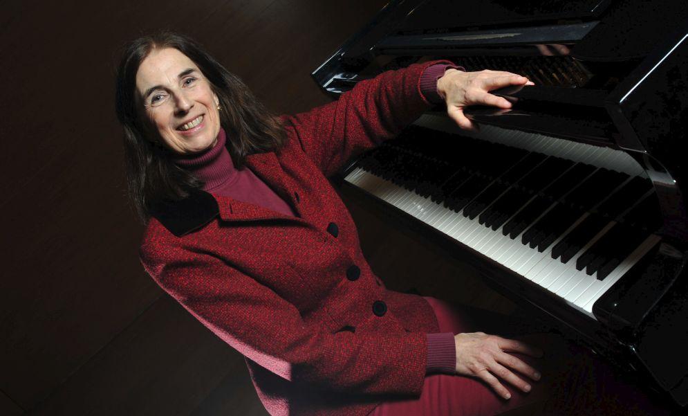 Rovere d'Oro a San Bartolomeo, mercoledì il fascino francese della pianista Françoise Choveaux