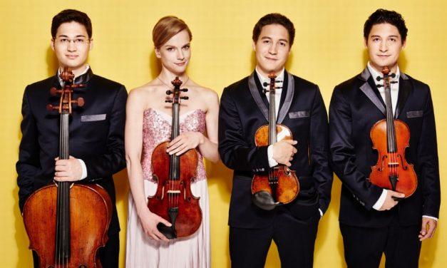Martedì a Cervo in scena il Quartetto Schumann, una famiglia di artisti sul sagrato dei Corallini