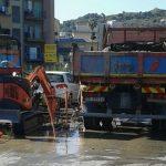 Si rompe di nuovo l'acquedotto, stavolta a Diano Marina, l'Amat non esclude una riduzione dell'afflusso di acqua