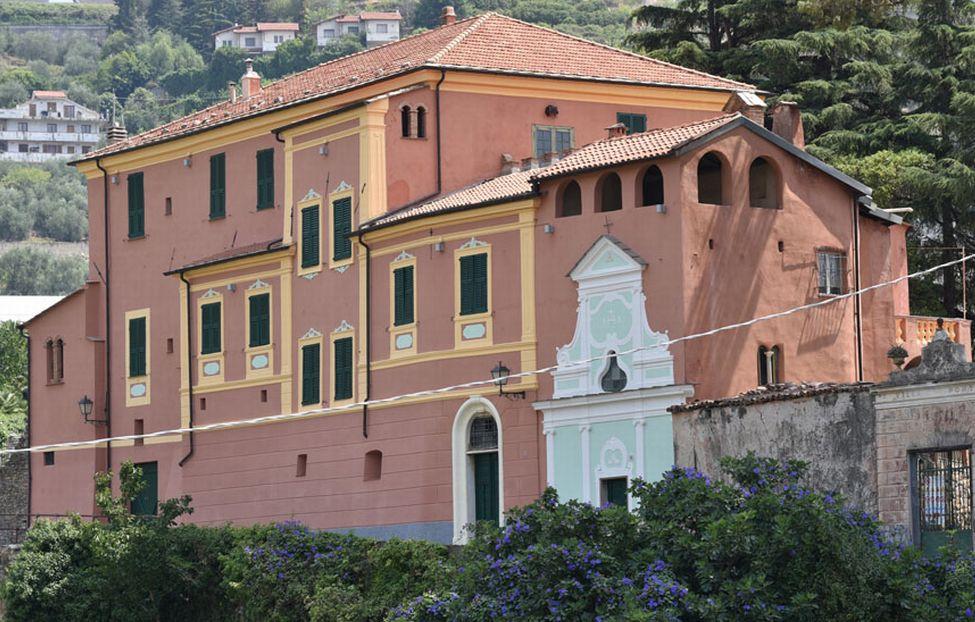 Da Domenica e per tutta la settimana a Taggia riapre la storica Villa Curlo
