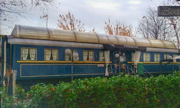 Personaggi Alessandrini: i coniugi Eva e Nando Formica titolari del trenobar di Alessandria