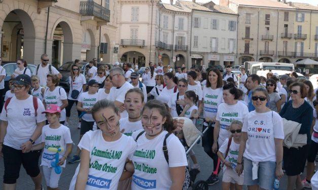 Un successo la camminata da Pontecurone a Voghera di domenica 24 settembre./Le immagini