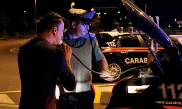 Bassignana, stordito alla guida dell'auto con un tasso alcolico cinque volte oltre i limiti di legge, denunciato un italiano