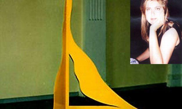 Personaggi Alessandrini: l'arte di Giovanna Chiarlo, il ferro amalgamato con la scultura