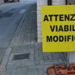 A Tortona chiude parzialmente per 15 giorni via Franceschino da Baxilio