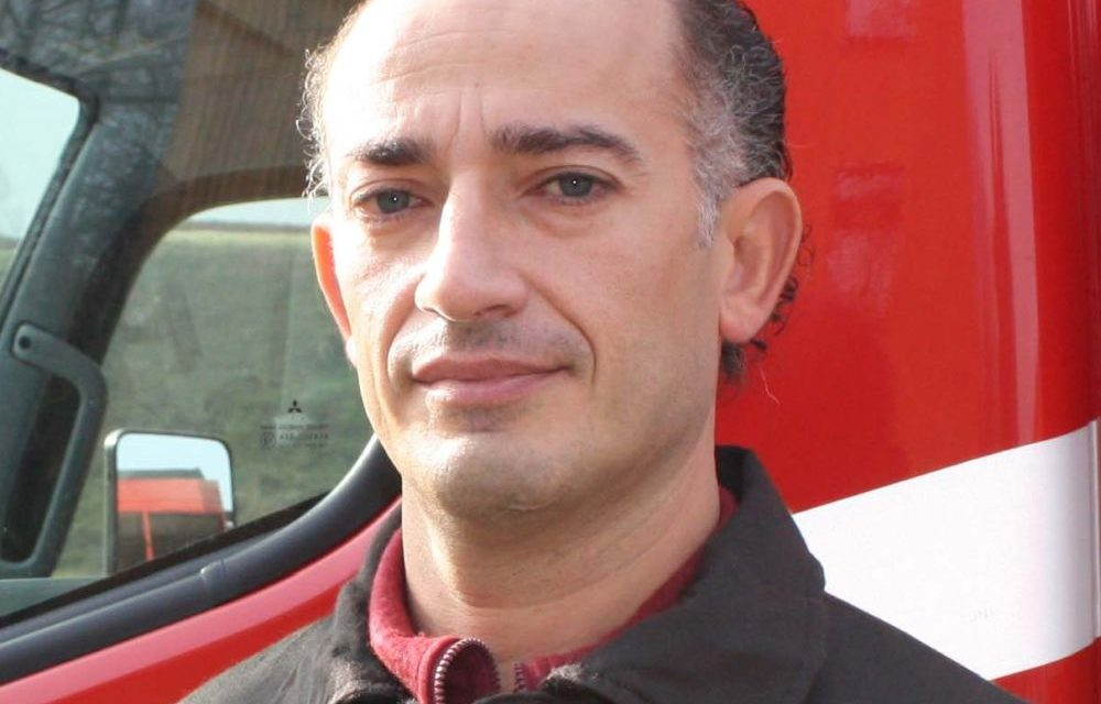 Claudio Giacalone lascia Alessandria. Dal 27 maggio il comandante dei Vigili del fuoco assumerà il nuovo incarico a Monza