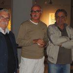 Ultimi due giorni a Diano Marina per vedere la  bellissima mostra di 8 artisti locali./Le immagini