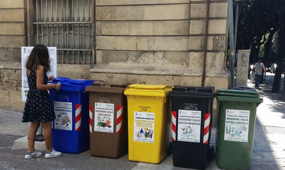 """Il Comune di Imperia istituisce il """"Rifiutometro"""" strumento utile per capire dove mettere i rifiuti per la raccolta differenziata"""