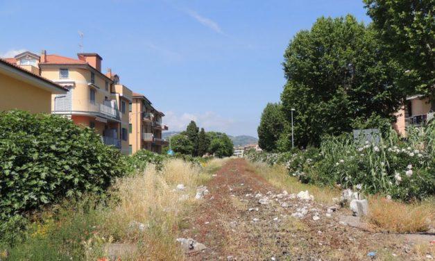 San Bartolomeo firma, si completa il quadro per la pista ciclabile sull'ex sedime ferroviario