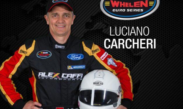 Il dianese Luciano Carcheri terzo nella classifica finale Elite 3 di automobilismo