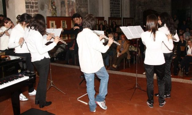 A Cervo e San Bartolomeo ripartono i corsi di musica per tutti con l'Associazione San Giorgio. Da 10 anni in sù