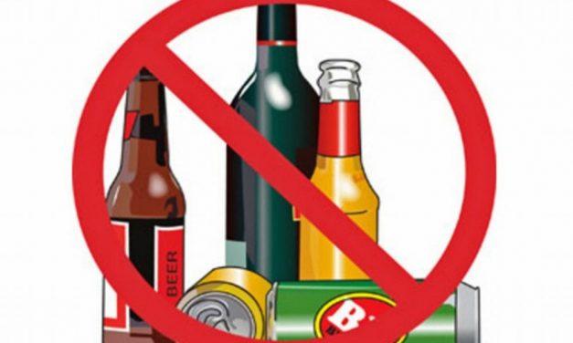 Domenica a San San Bartolomeo stop alla vendita di alcolici e lattine per la manifestazione della Gimkana in auto