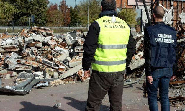 Imprenditore di un impianto di materie plastiche denunciato dai Carabinieri del Noe di Alessandria