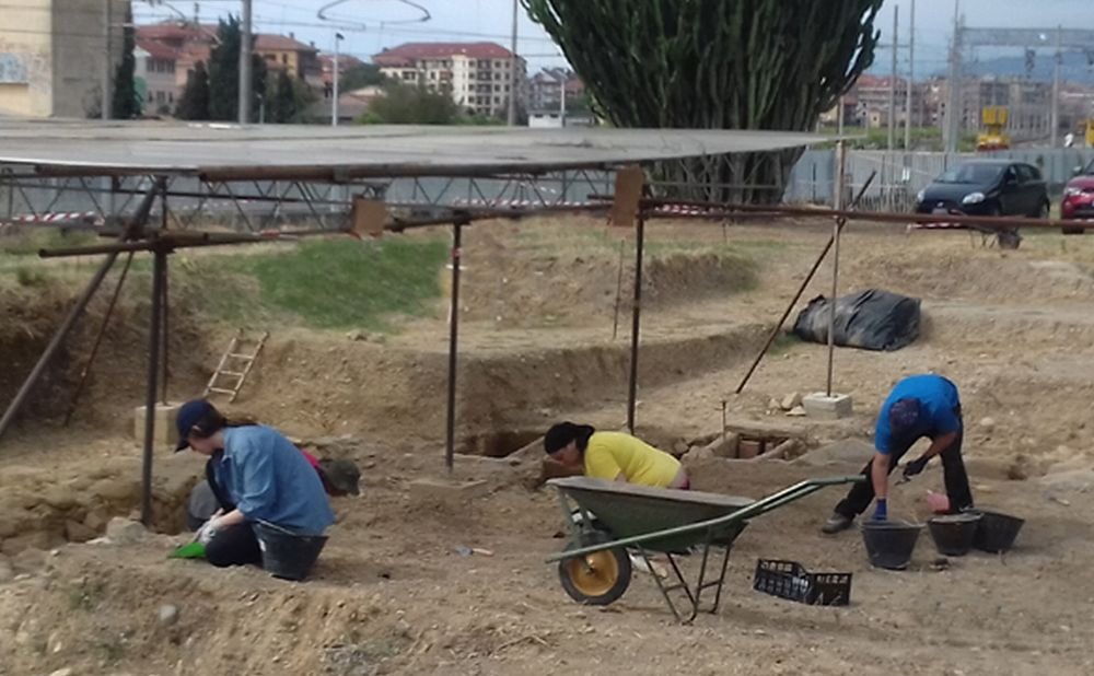 A Ventimiglia è  iniziata la campagna di scavo archeologico della città romana di Albintimilium