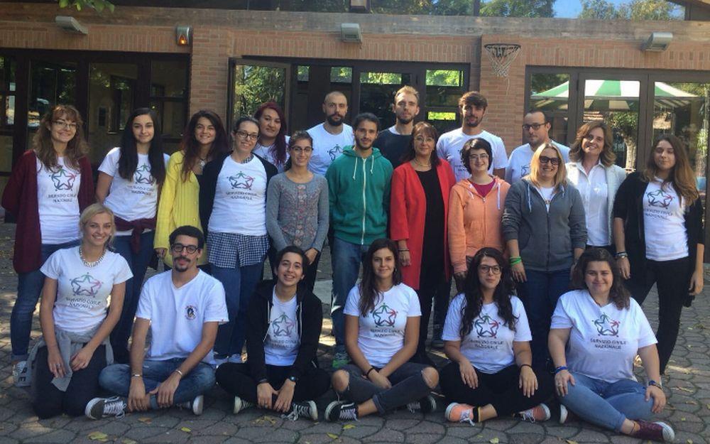 L'Assessore Barbieri ringrazia i volontari del Servizio Civile di Tortona