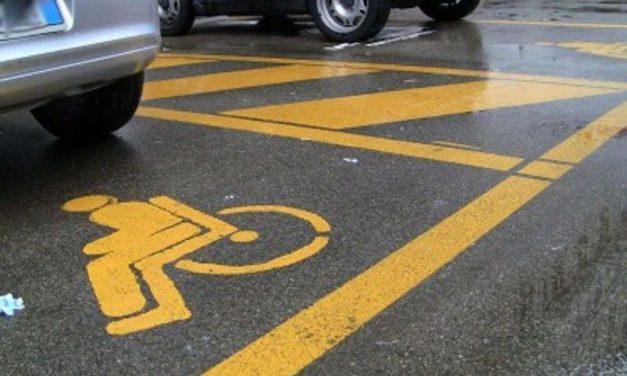 A San Bartolomeo una nuova zona di sosta per invalidi