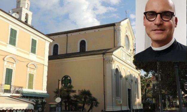 Partito da Diano Marina, l'ex modello don Amedeo Abalsamo adesso è diventato parroco a Melzo