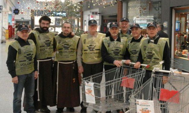 Anche i marinai dell'Anmi di Tortona alla colletta alimentare
