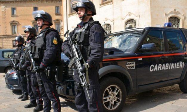 Sanremo, violano le prescrizioni imposte dal Giudice, arrestati dai Carabinieri