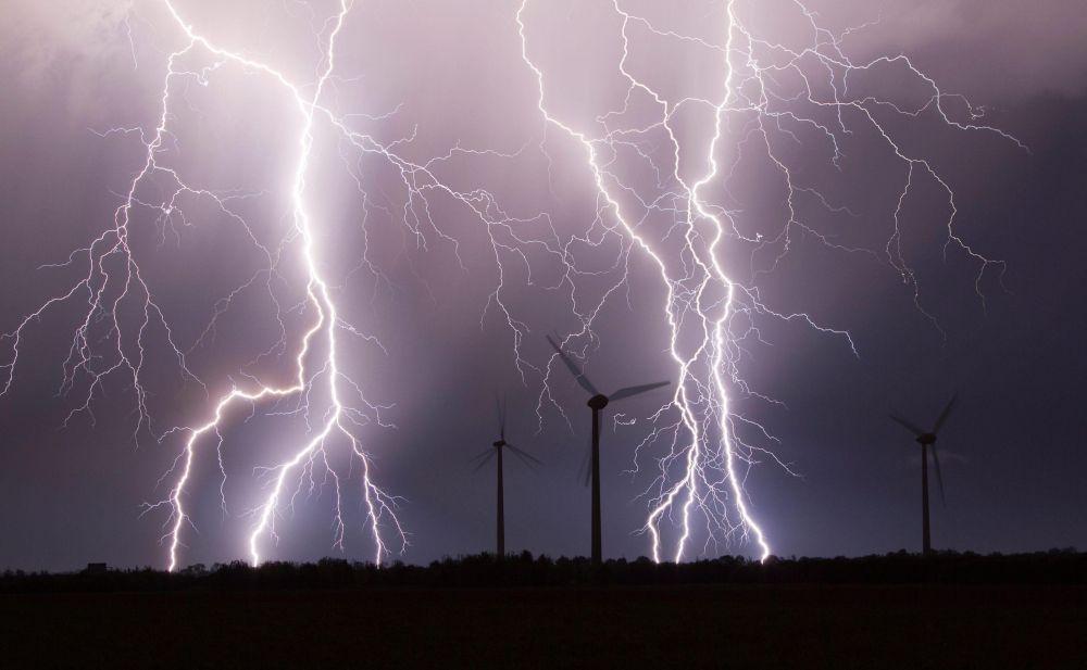 Mercoledì allerta gialla temporali nel Ponenti Ligure