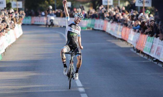 Il giovane corridore dianese Leonardo Bonifazio diventa professionista in una squadra ciclistica francese