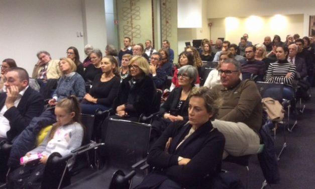 Tortona, le sorelle Pianzola brillano a Milano: successo tortonese a Bookcity 2017 in Piazza Affari
