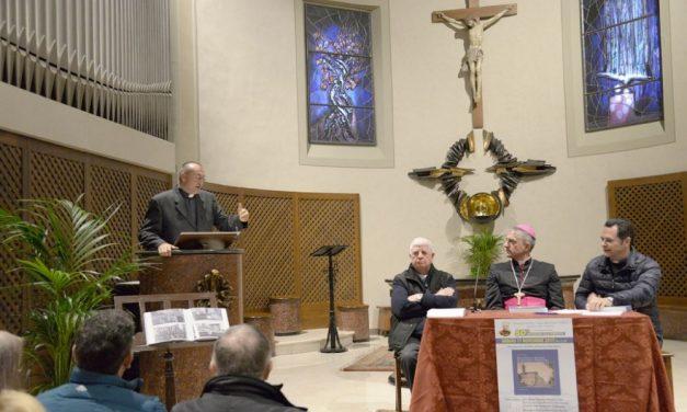 Alla chiesa di San Pietro di Voghera presentato il libro nei 50 anni della Parrocchia orionina col vescovo Vittorio Viola