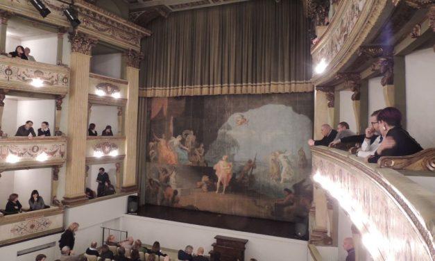 Il teatro Civico torna a splendere grazie alla Fondazione Cassa di Risparmio di Tortona