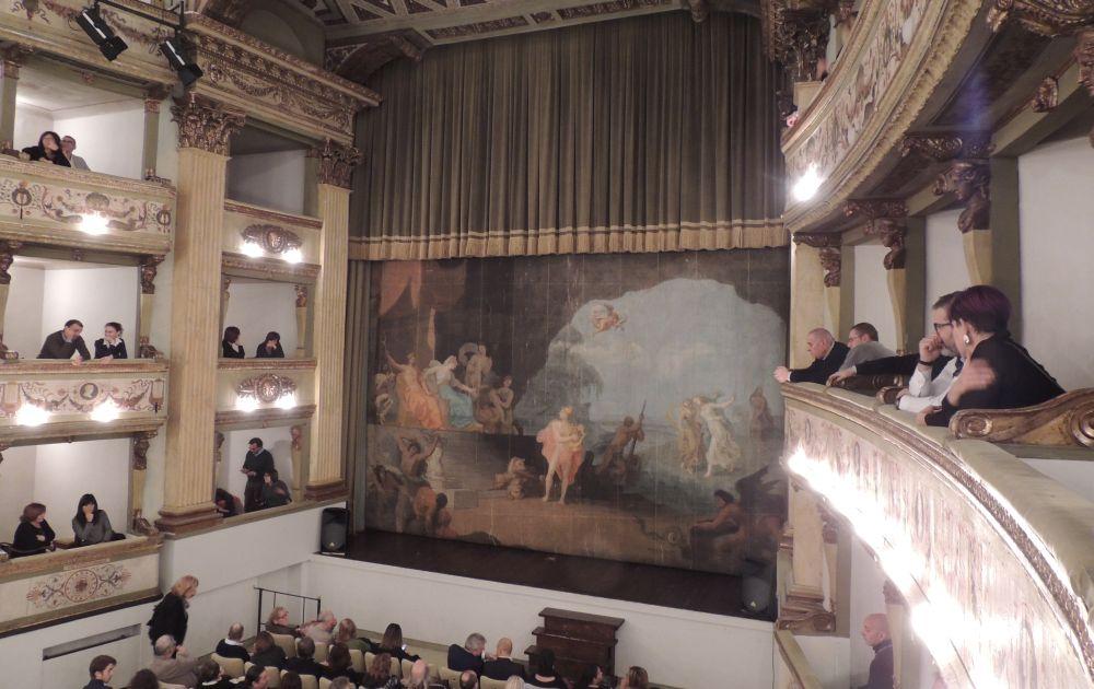 """E' pronto il programma della nuova stagione teatrale al """"Civico"""" di Tortona. Tutte le date"""