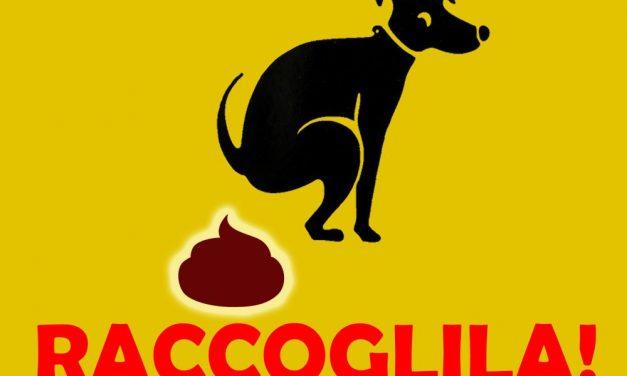 Il Tortonese Fedele si lamenta per le troppe cacche dei cani a Tortona e chiede di fare multe ai padroni