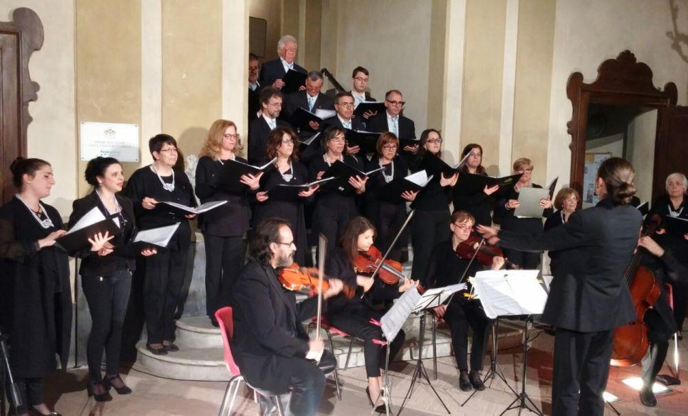 Martedì alla Biblioteca di Novi Ligure un concerto della corale novese
