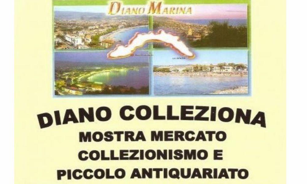 """Diano Marina, confermata anche per il 2019 la rassegna """"Diano Colleziona"""""""