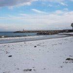 Emessa l'allerta neve nell'entroterra della provincia di Imperia. L'assessore Giampedrone si complimenta coi sindaci